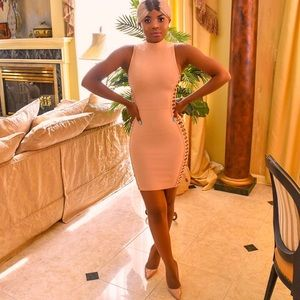 Fashion nova Bandage dress
